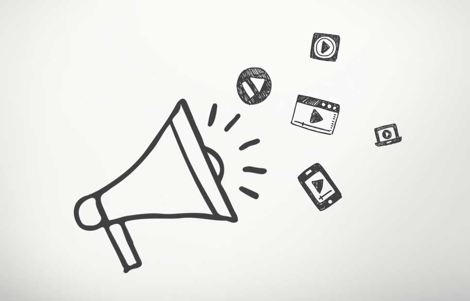 video pour les communications en internes