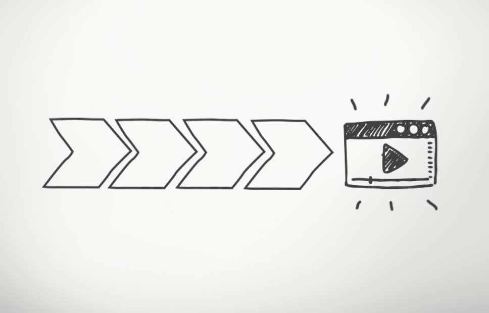 créer une vidéo en 4 étapes